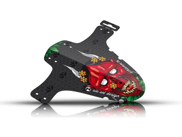 "Riesel Design schlamm:PE Front Mudguard 26-29"" japan"